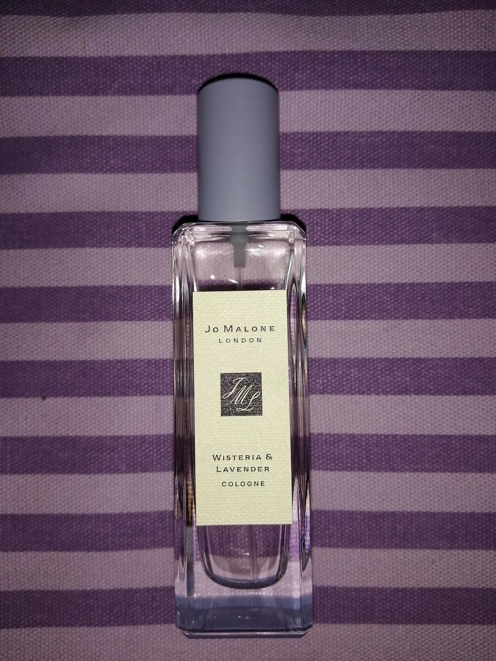 Jo Malone London Wisteria & Lavender Spring Limited Edition 2020