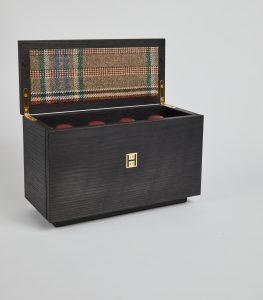 Jo Malone x Huntsman display box
