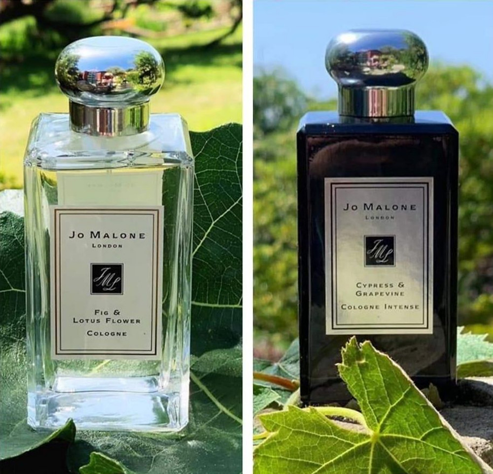 New Jo Malone 2020 Fig & Lotus Flower, Cypress & Grapevine