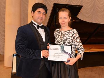 Anna Leyerer - Kyiv IPC 2019