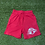 Thumbnail: Red French Terry Shorts