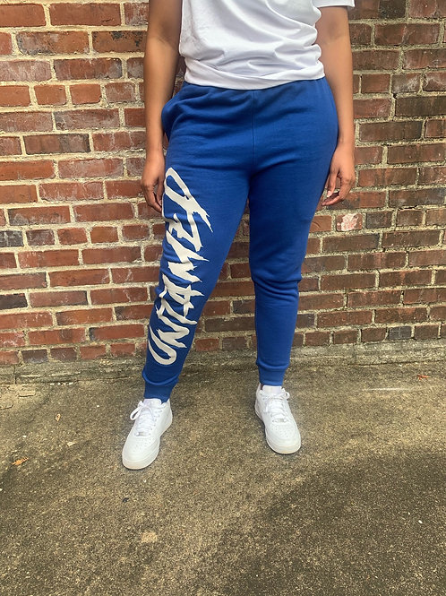 Untamed Royal Blue Sweats