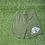 Thumbnail: Olive French Terry Shorts