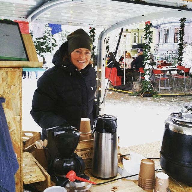 Fantastisk julestemning i _nygardsparken