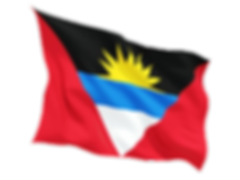 Flag of Antigua & Barbuda