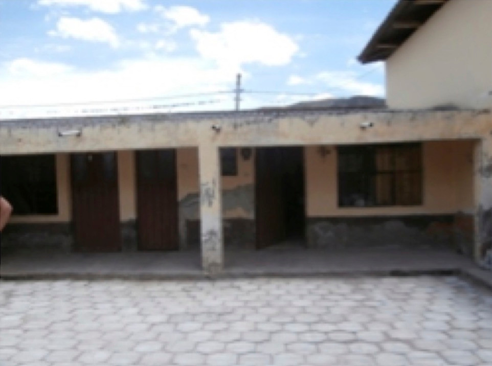 The Convent Before The Renovation