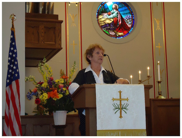 June Sielbeck - She Is Spreading The Message In The US