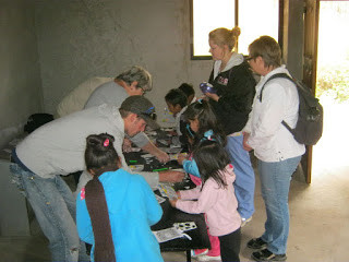 Children (And Adults) Doing Crafts