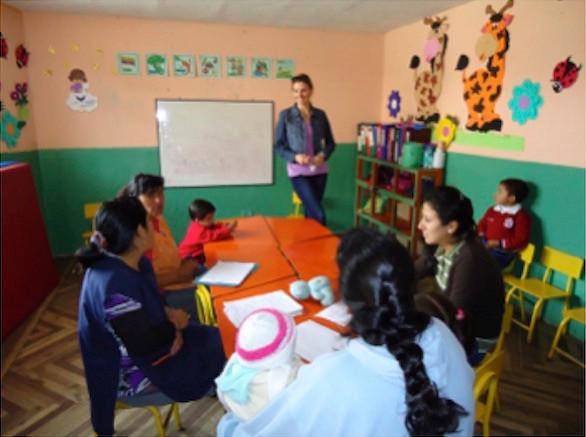Teaching At Preschool in San Francisco