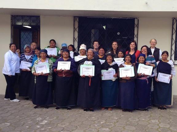 Empowerment Workshop Completion Certificates