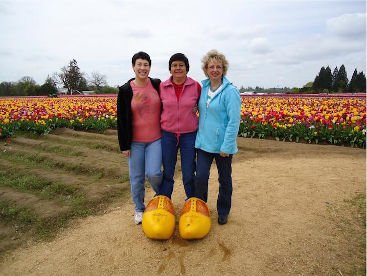 Irene, Blanca, And Bamby