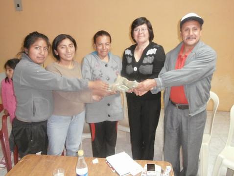 Recuperación De Fondos Comunidad Pupaná Sur