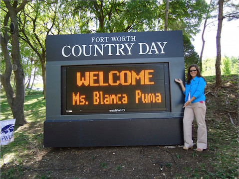 Fifth Letter From Blanca Puma