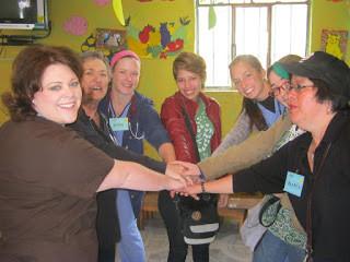 Medical Team: Brooke, Jan, Jenni, Perla, Jess, Tabi, Blanca