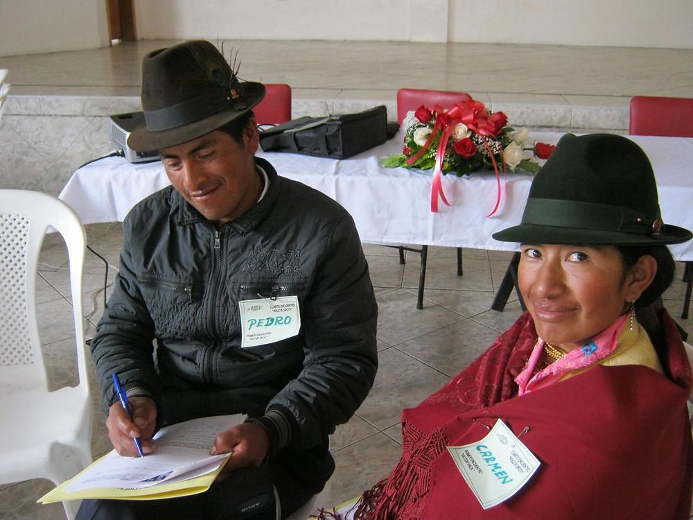 Algunos Participantes