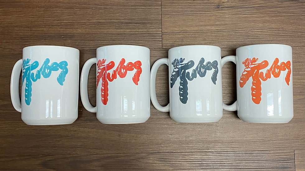 FULL SET of 4 15 oz. Mugs