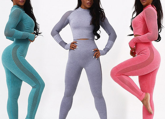 Vital Women Sport Suit Yoga Set