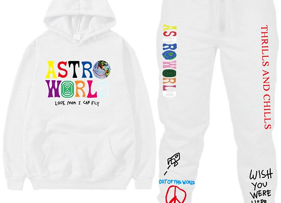 TRAVIS SCOTT ASTROWORLD Hope You Are Here HOODIES