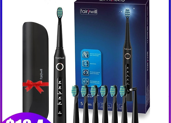 Fairywill Electric Sonic Toothbrush