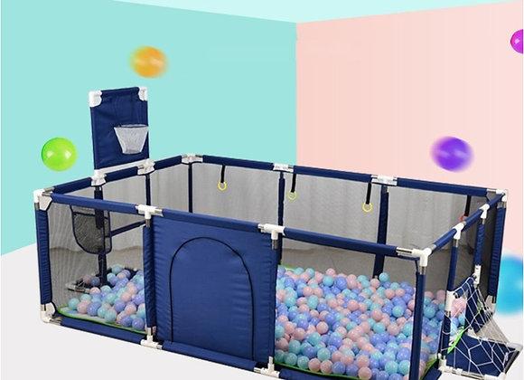 Big Children Playpen Kids Safety Barrier Baby Playpen for Child Pool Balls