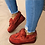 Thumbnail: New Fashion Women Winter Cotton Shoes Plush