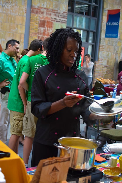 Andria Serving Soup.jpg