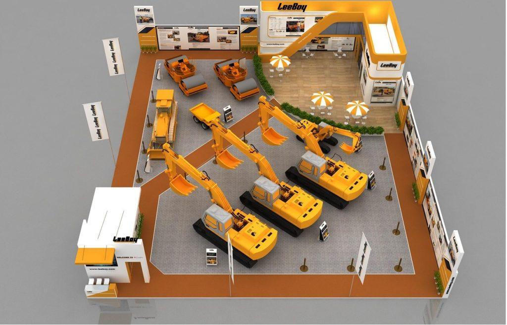 Exhibition-Stall-Designer-in-Bauma-Conexpo-India-2016