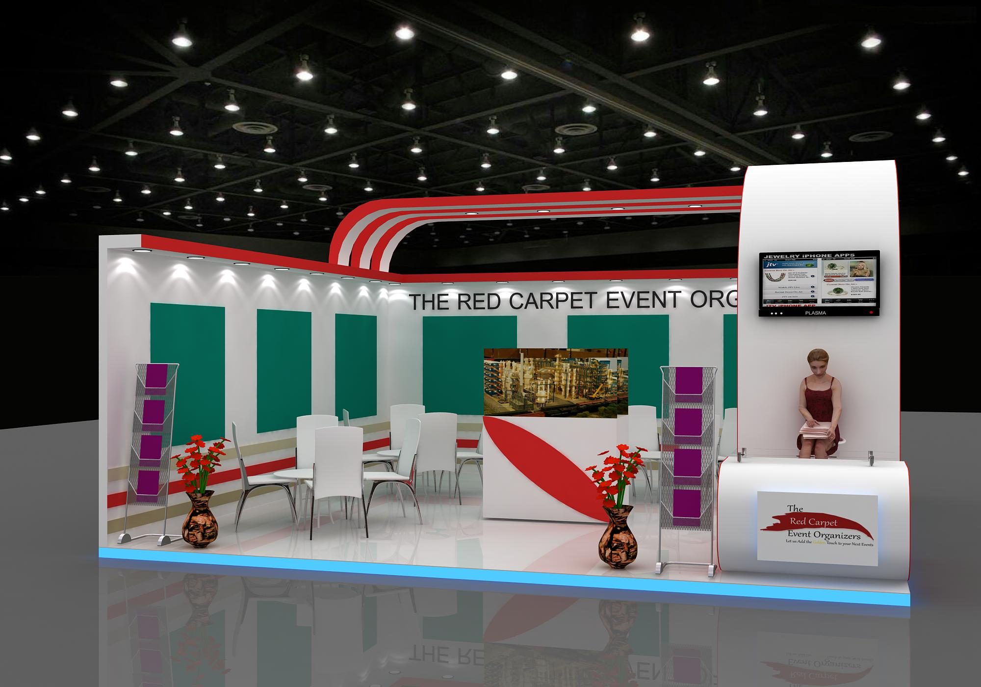 Exhibition Booth 9892931935