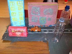 recycling city project