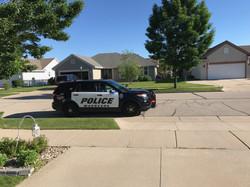 Police Escort to school
