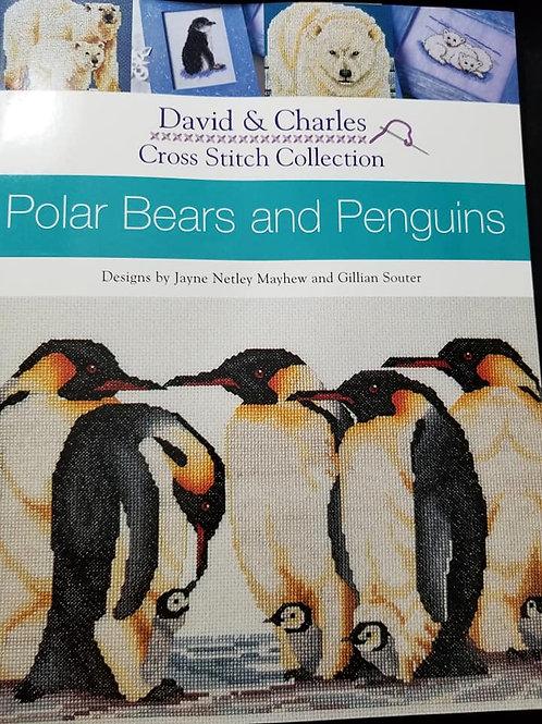 Polar Bears and Penguins - Jayne Netley Mayhew