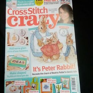 Cross Stitch Crazy - Peter Rabbit