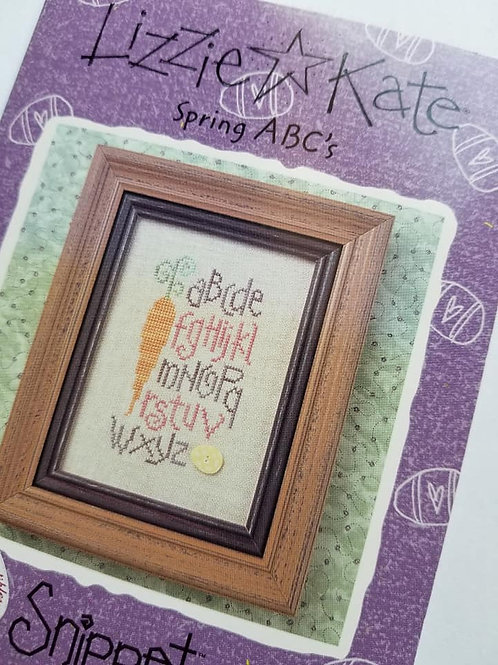Spring ABCs - Lizzie Kate