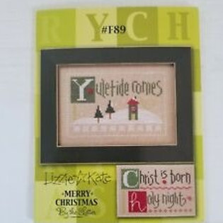 Yuletide Comes / Christ Is Born - Lizzie Kate