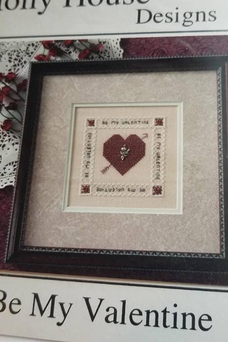 Be My Valentine - Holly House Designs