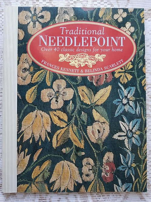 Traditional Needlepoint - Charity Item