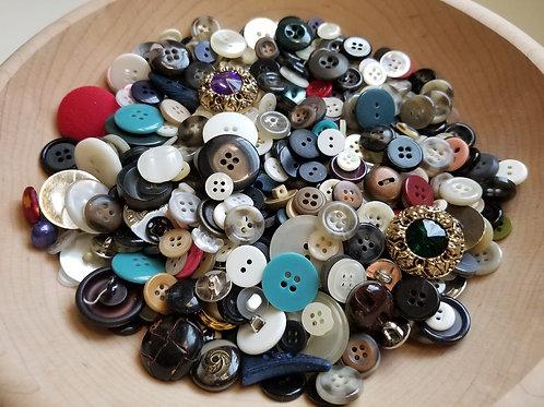 Assortment of Buttons