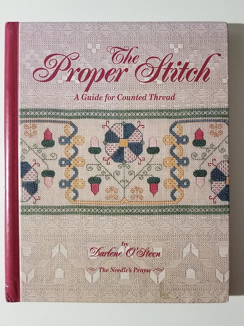 The Proper Stitch - Charity Item