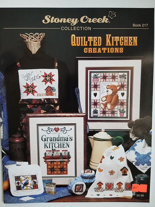 Quilted Kitchen - $2 Charts