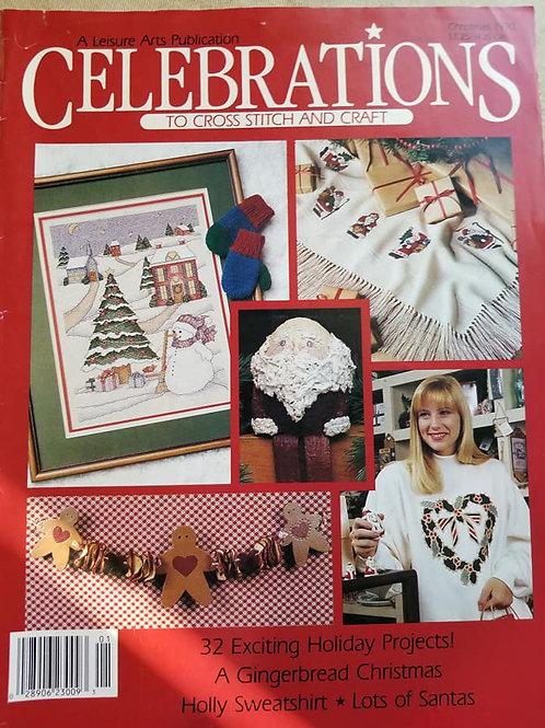 Celebrations - December 1990