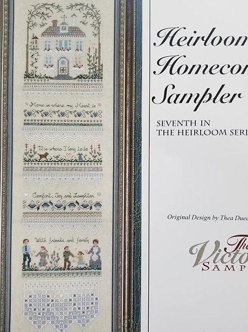 Heirloom Homecoming Sampler - The Victoria Sampler