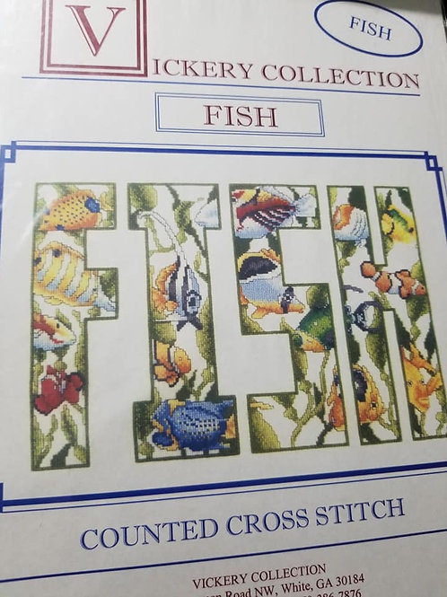 Fish - Vickery Collection