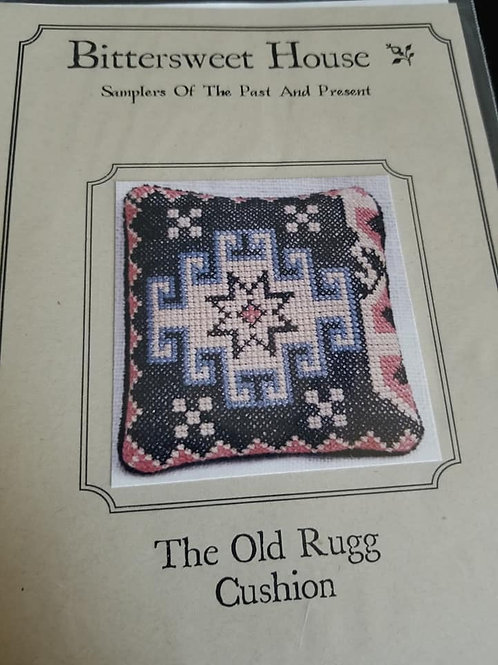 *The Old Rugg Cushion - $2 Chart
