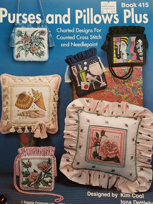 Purses and Pillows Plus - $2 Chart