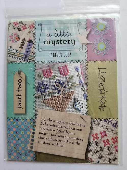 A Little Mystery (Part Two) - Lizzie Kate