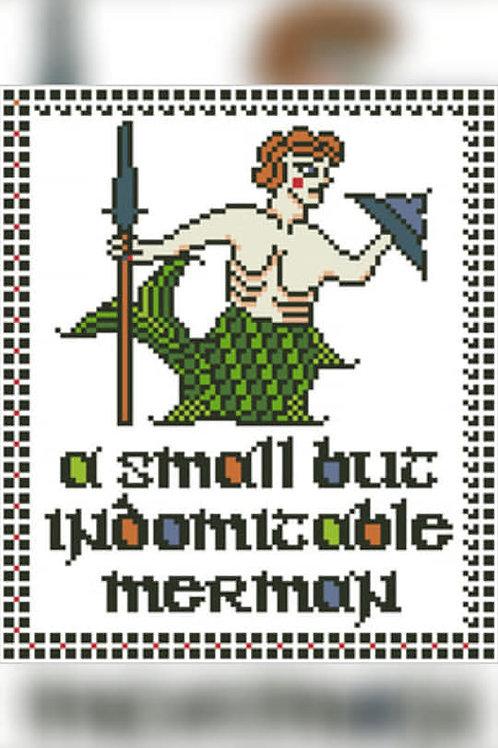 Indomitable Merman - Arelate Studio