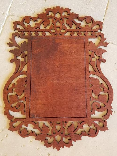 """""""Ivy"""" Frame - Primitive & Wood"""