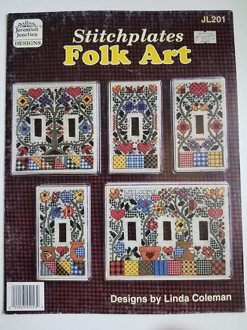 Folk Art - $2 Chart