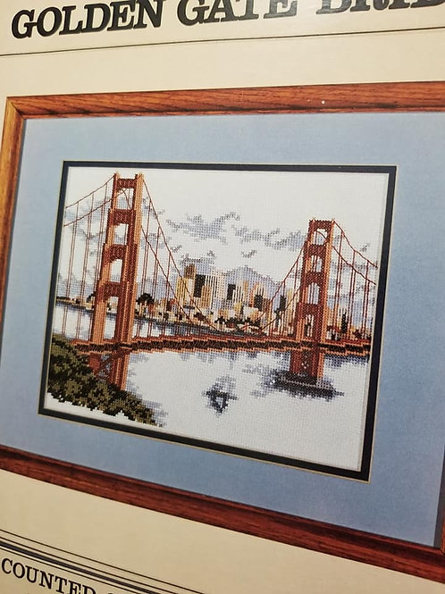 Golden Gate Bridge - Debbie Patrick