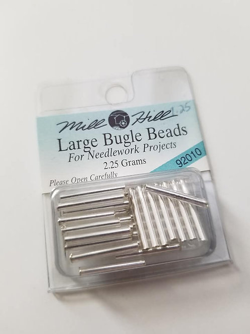 Large Bugle Beads (92010) - Mill Hill